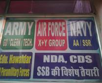 ARMY(SOLDER) GD COACHING IN HANSI