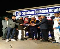solution Defence Academy