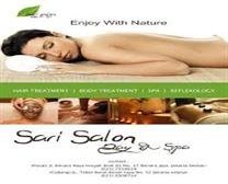 Body spa message