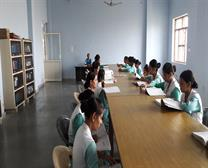 WELL MAINTAIN LIBRARY IN JIND