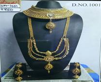 Party Wear Artificial Jewellery Set