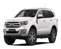 Ford Endeavour best rate