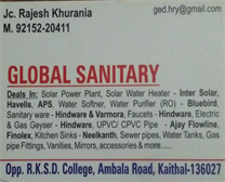 Best Sanitary Products in Kaithal