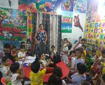 LEARNING THROUGH PLAY IN JIND