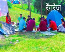 Stress Release Program in Rishikesh
