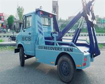Recovery Van Crane in Kaithal