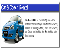 Car and Coach Renting in Kaithal