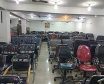 ALL TYPES OFFICE CHAIRS IN JIND