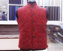 NEHRU JACKET IN JIND