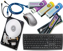 ALL COMPUTER PARTS IN HANSI
