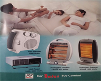 Best Heater Dealer in Kaithal