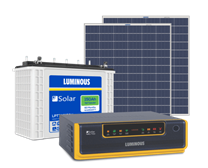 LUMINOUS SOLAR BATTERY IN JIND