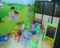 Interactive environment for kids