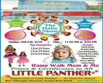 L'l Panther organizes the Baby Show