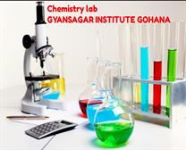 CHEMISTRY LAB. IN GOHANA