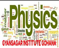 PHYSICS COACHING IN GOHANA