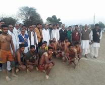 For KABADDI TOURNAMENT