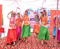Dance activity School in kaithal