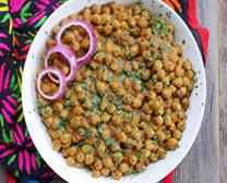 CHANA MASALA IN NARNAUAND