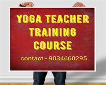 YOGA TEACHER TRAINING COURSE JIND