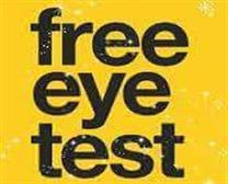 Free Eye Testing on Every Occasion