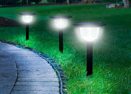 Solar Lights Dealer in Kaithal