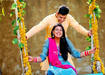 Post Wedding Photography In Haryana