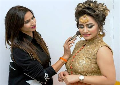 Bridal Makeup in Bahadurgarh