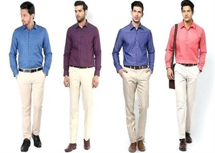 Formal Trousers in Tohana