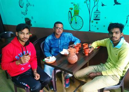 Best Chai Pranthe in Kaithal