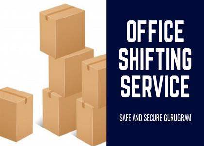 Office Shifting Service in Gurugram