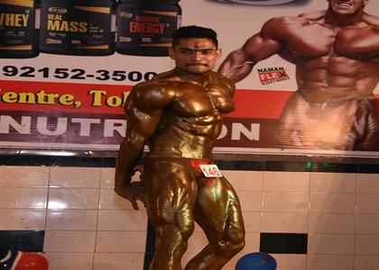 Body Building in Tohana