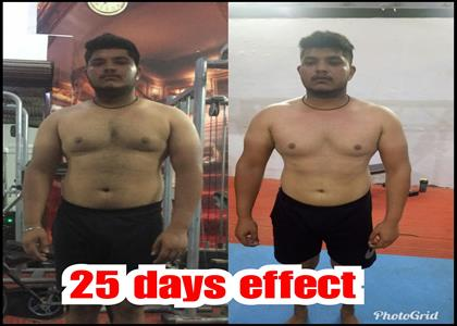 Weight Loss in Tohana