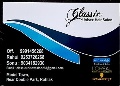 Best Unisex Salon in Rohtak