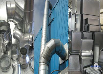 Square Ducting Pipe in jind
