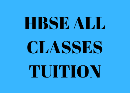 HBSE Tuition in Jind