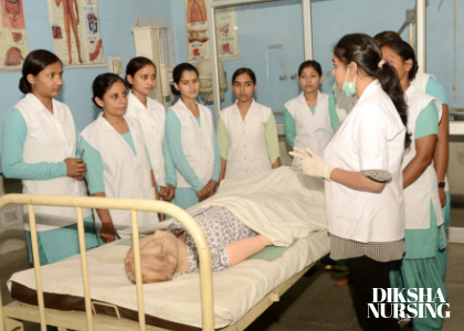 Nursing College in Gohana