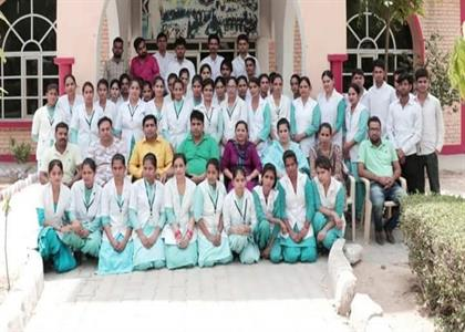 Diksha Nursing center 2nd year call