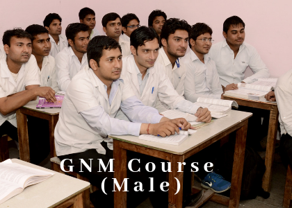 GNM Male course in Haryana