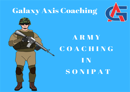 Army Coaching in Sonipat