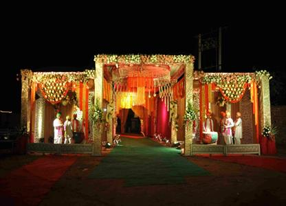 Front bazzar green valley florist and packers ludhiana wedding decoration junglespirit Choice Image
