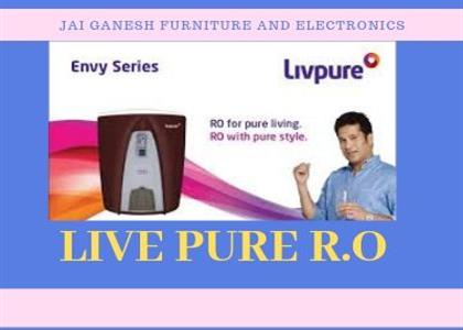 Liv Pure R.O In Jind