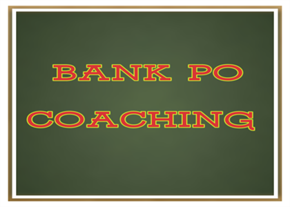 Bank PO Coaching In Bahadurgarh