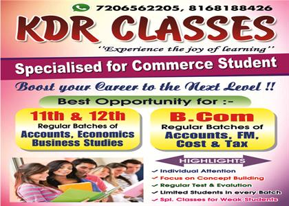 Accounts Classes In Jind