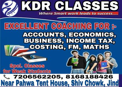 Income Tax Classes In Jind