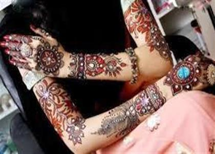 Bridal Mehendi in Assandh
