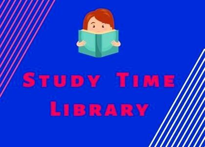 Study Time Library