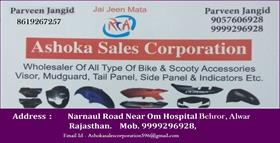 ASHOKA SALES CORPORATION RAJASTHAN