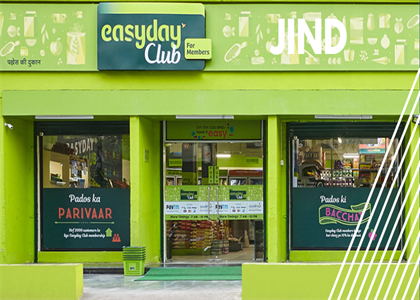 EASY DAY STORE JIND