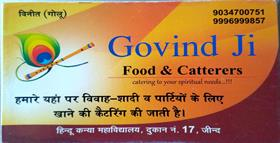 GOVIND JI FOOD AND CATTERERS JIND